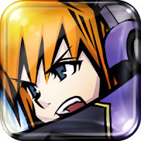 The World Ends With You v.1.0.4 MOD APK+DATA Terbaru