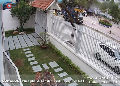 lắp camera ở đường Tôn Đức Thắng - Lê Chân - Hải Phòng