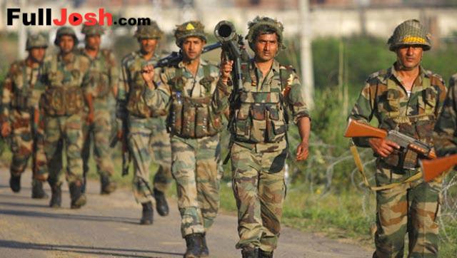 Indian Soldiers Kill 15 Pakistan Army In Jammu Kashmir