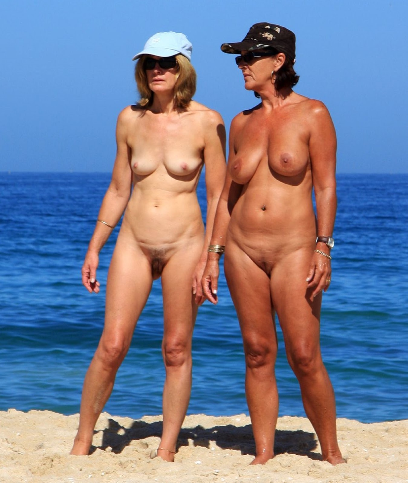 Nude beach beauty pageant-3573