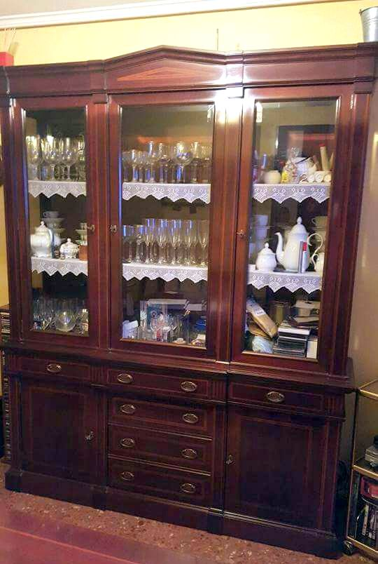 Ebanisteria carpinteria manuel perez zaragoza for Restaurar muebles antiguos