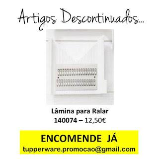 140074 - Lâmina para Ralar Tupperware
