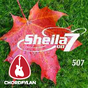 Lirik dan chord Radio - Sheila On 7