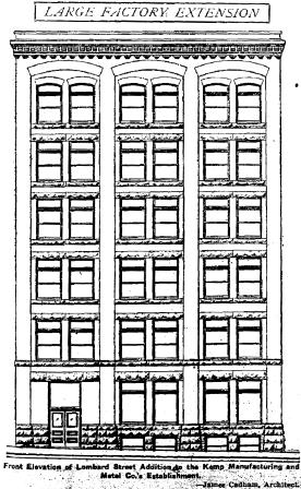 Winnipeg Downtown Places 111 Lombard Avenue Kemp Manufacturing Brick S Fine