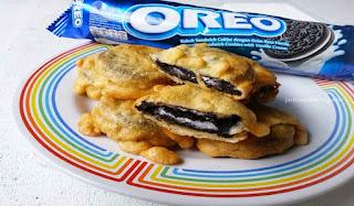 Resep Oreo Goreng Cookies