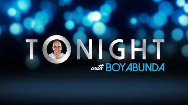 Tonight with Boy Abunda - 13 August 2018