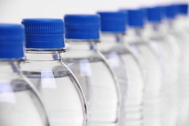 Botol Bekas Air Mineral