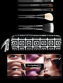 MAC, Make-Up Brush Set