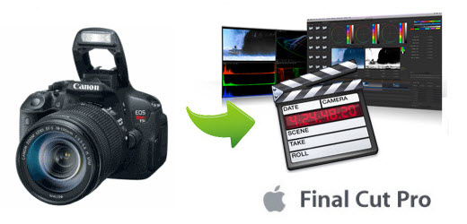 Best workflow for editing Canon EOS 700D/T5i 1080p footage with