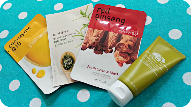 origins drink up intensive mask innisfree aritaum sheet mask