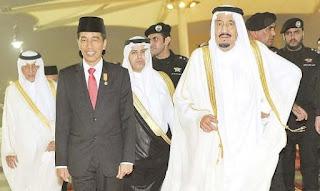 Ternyata Inilah Tujuan Sebenarnya Raja Arab Saudi Datang Ke Indonesia