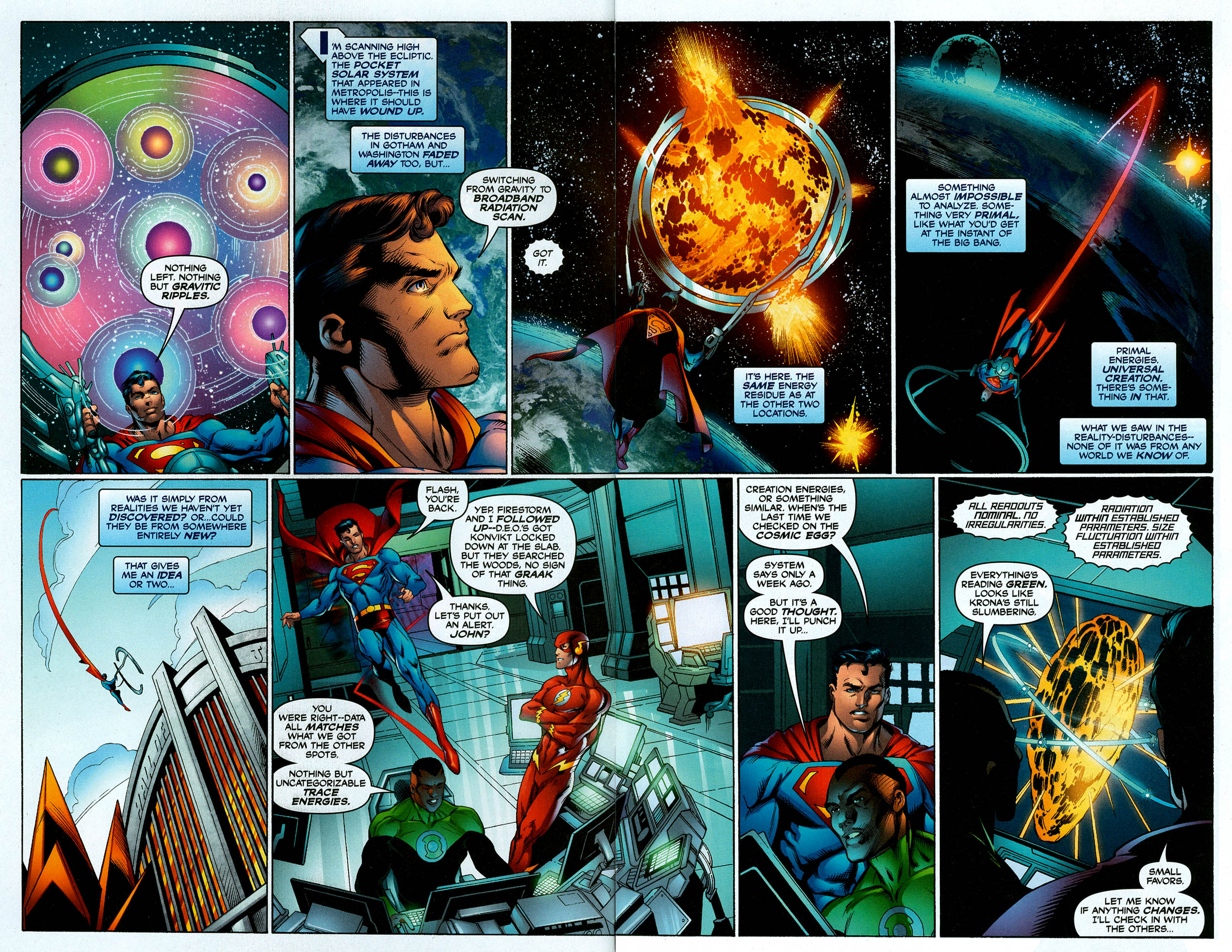 Read online Trinity (2008) comic -  Issue #7 - 4