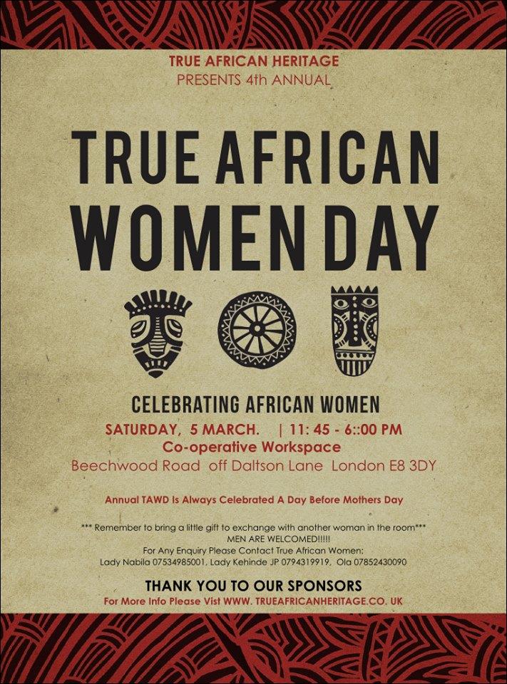 True African Women Day