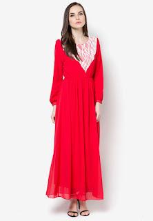 Fesyen, Baju, Muslimah, Raya, Qiya, Qiya Saad, Zalora