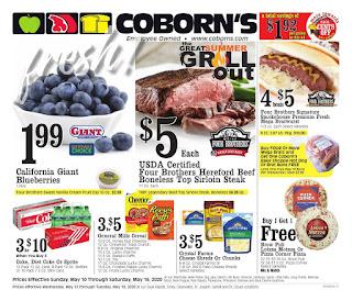 ⭐ Coborns Ad 7/12/20 ⭐ Coborns Circular July 12 2020