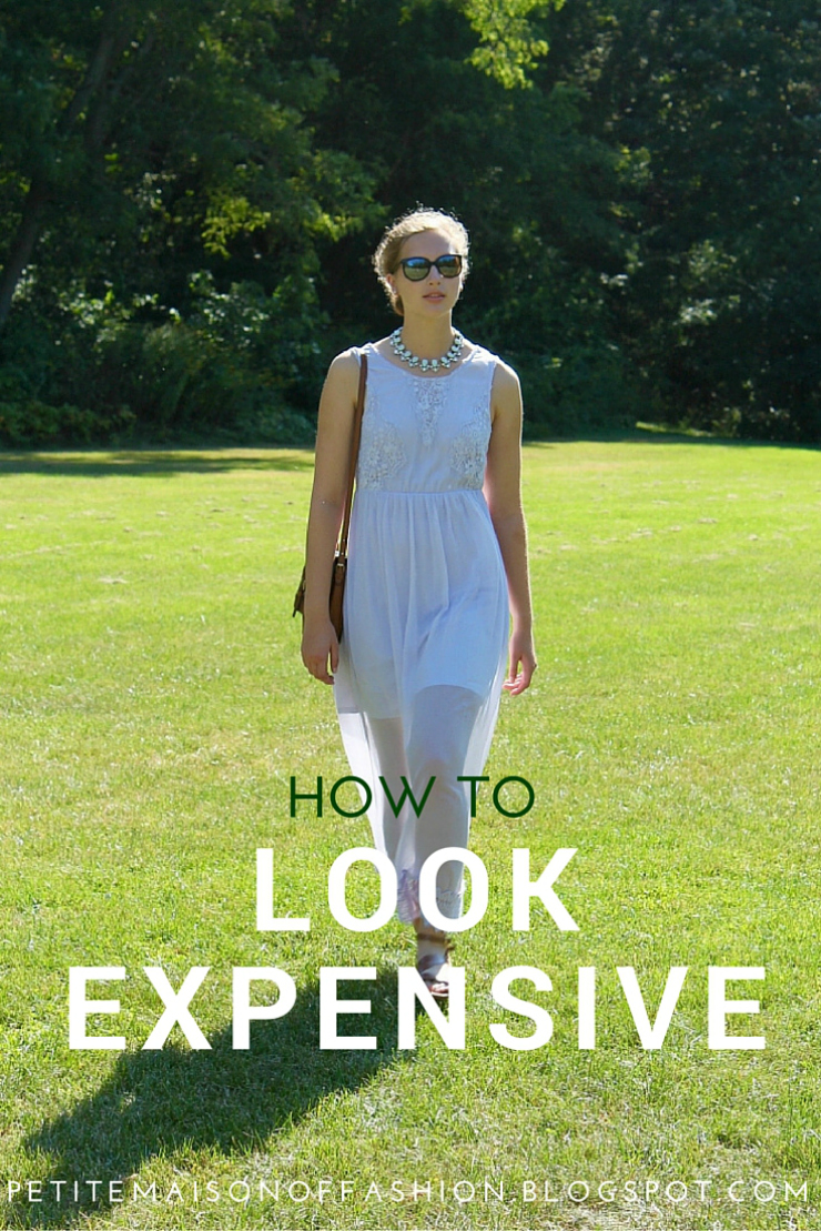 How to look expensive, fashion tips