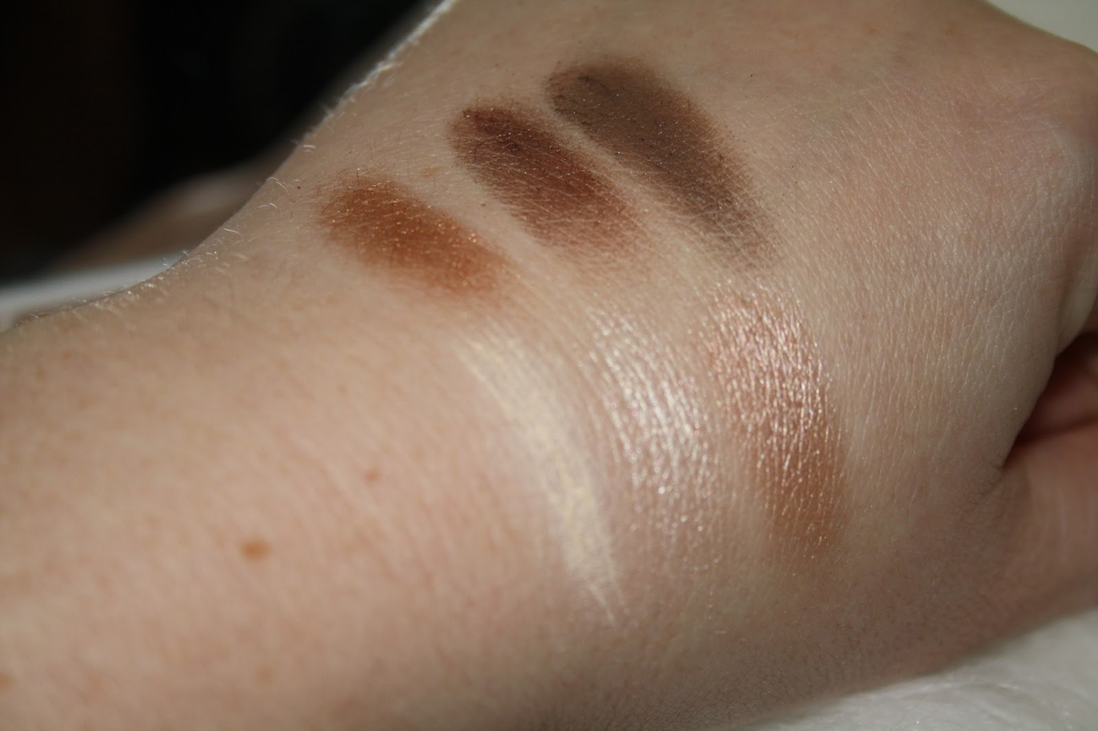 Models Own Nude Palette Swatches