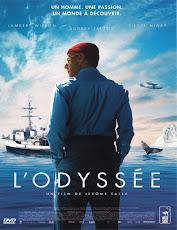 pelicula La Odisea (L Odisee) (2017)
