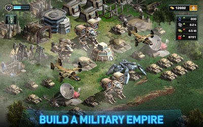 War of Nations 2.7.2 game for Android terbaru