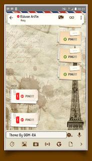 BBM Paris Story v3.2.5.12 Apk Gratis