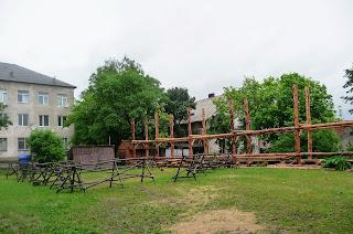 Замок Сент-Миклош. Место проведения фестивалей