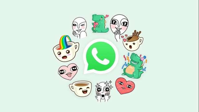 Whatsapp stickers trickdump