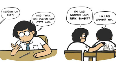 Bahan Ajar Komik Berbasis Socio Scientific Issues