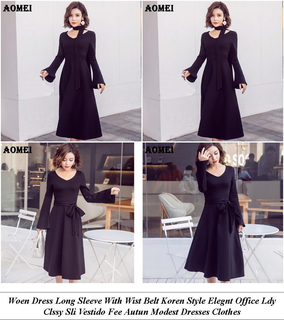 Soft Pink Spring Dress - Online Sale Wesite Template - Elegant Dresses