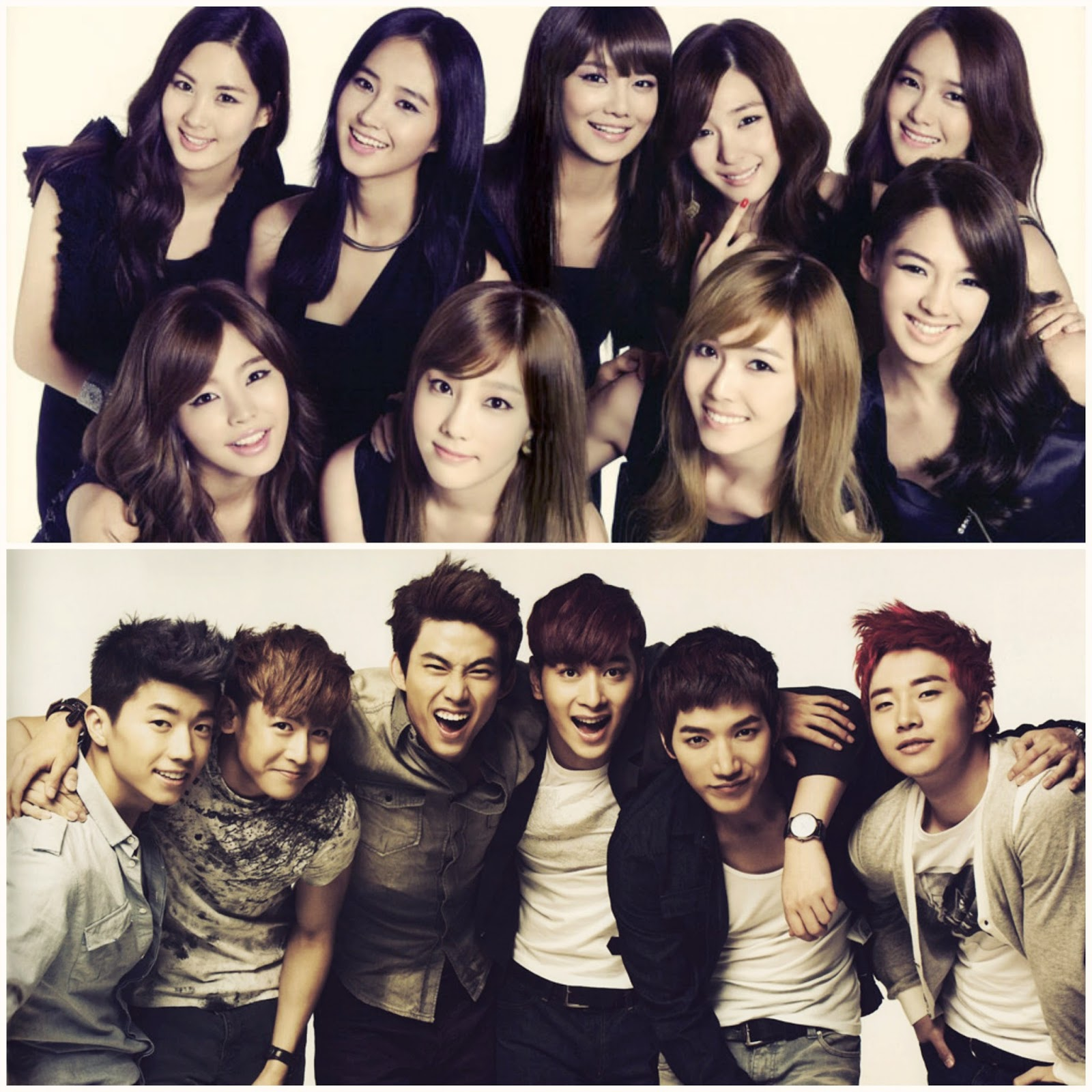 2pm and snsd dating