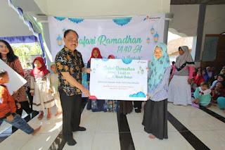 Rp534 juta Digelontorkan PEPC dalam Safari Ramadhan