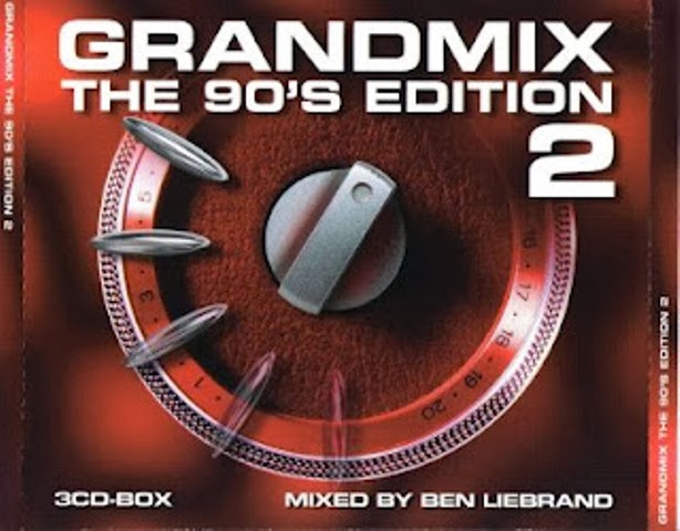 Download Grandmix The 90's Edition 2 Mixed By Ben Liebrand 3 CD