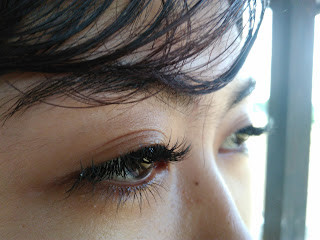 Eyelash Extension Experience at Rin Beauty Studio