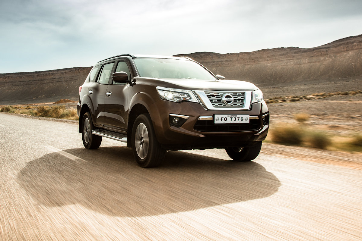 Win 5 Years Worth of Shell Fuel When You Get a Nissan This ...