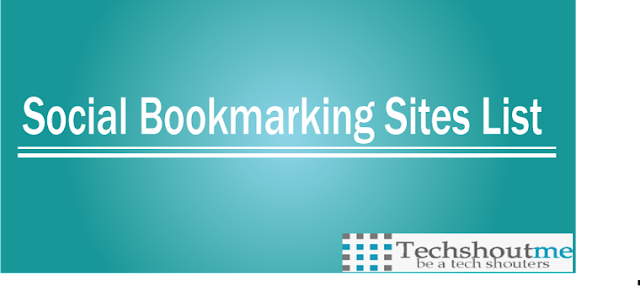 The reason of Search Engine Optimization  30+ High PR Social Bookmarking Sites List