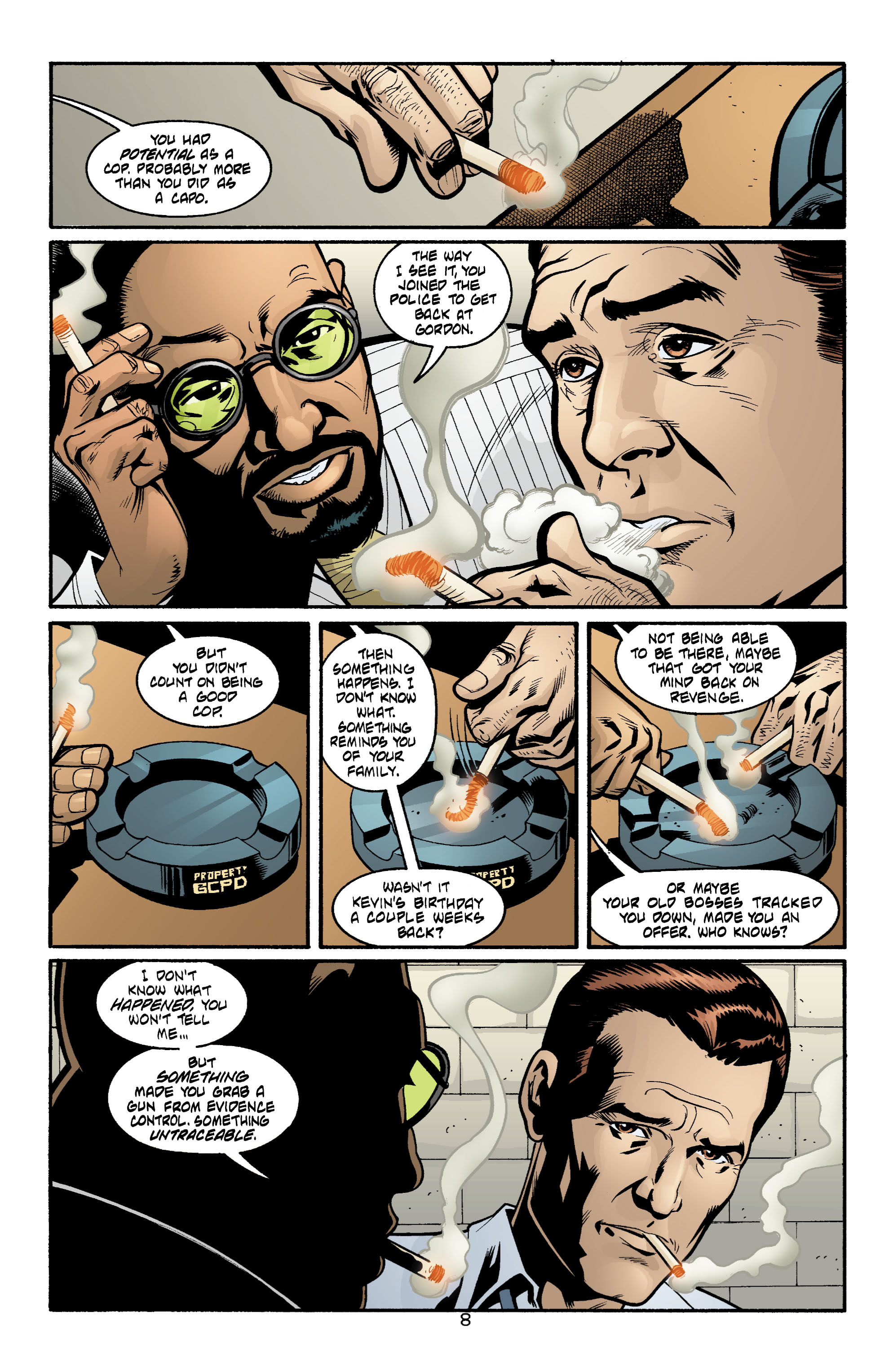 Detective Comics (1937) 754 Page 8