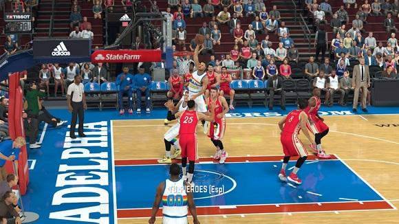 NBA 2K17 Repack