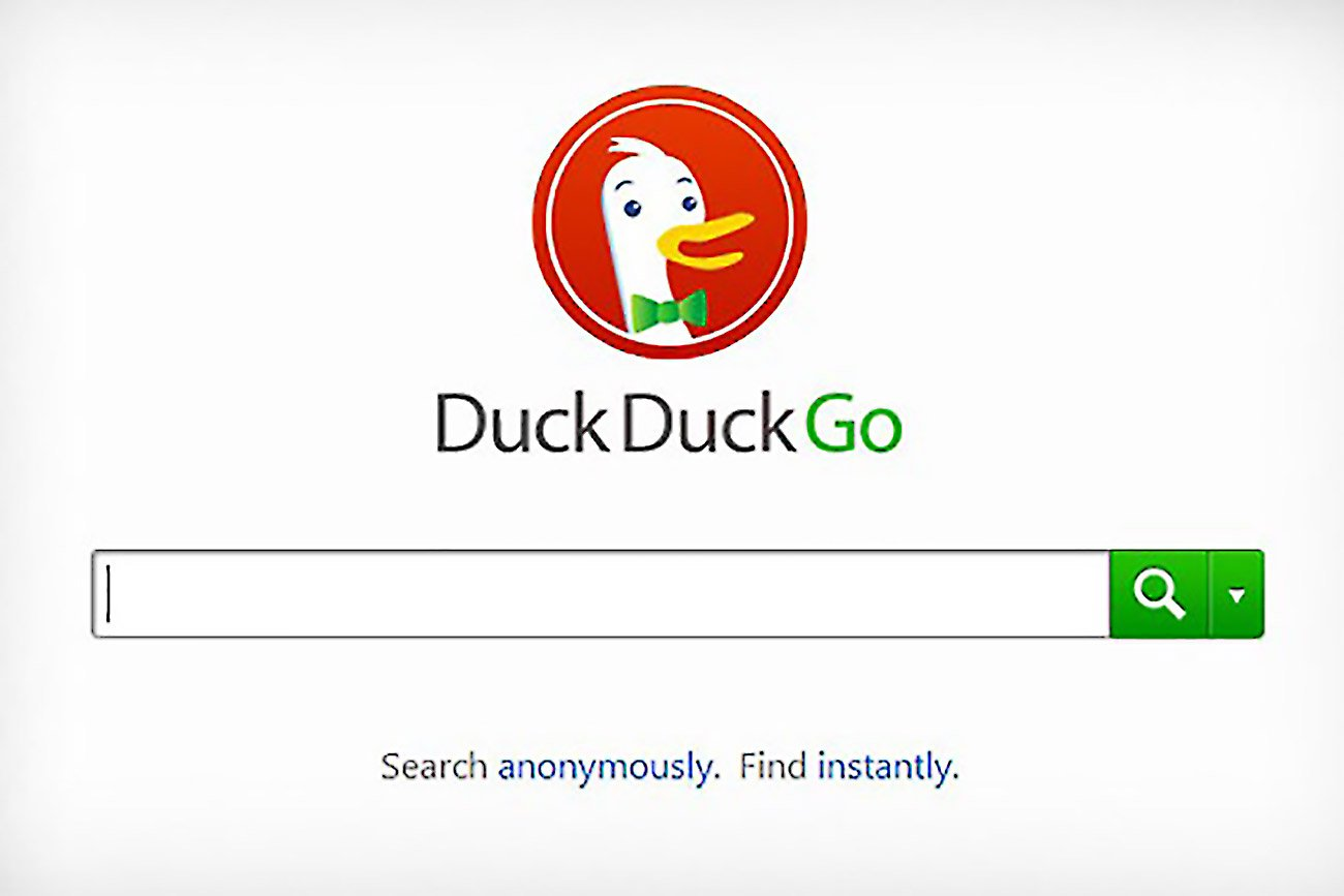 how to make duckduckgo my default search engine