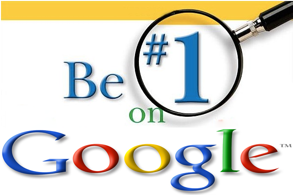 Menjadi nomer satu di hasil pencarian Google