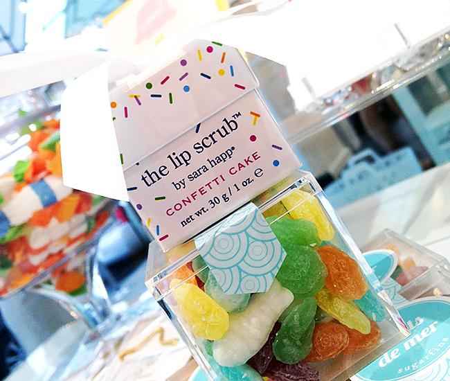 Sara Happ Confetti Cake Lip Scrub