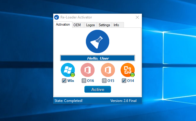 Easy way to Activate Windows 10