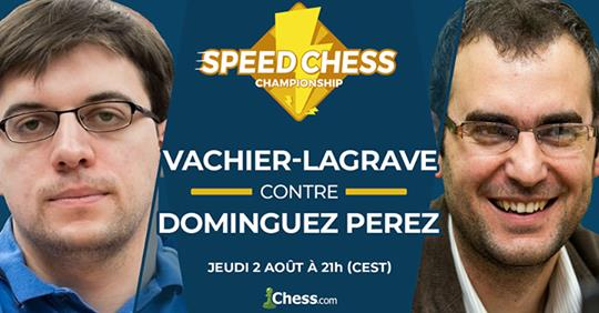 Le match MVL vs Leiner Dominguez Perez  sur BlitzStream