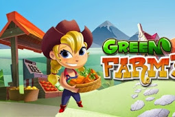 Download Games Green Farm 3 Mod Apk Unlimited Coin and Dollar for Android