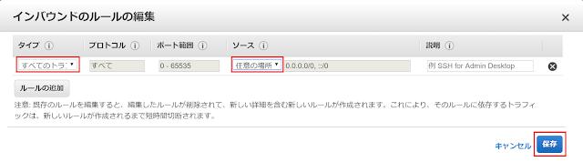 Amazon Linux 2のセキュリティ設定