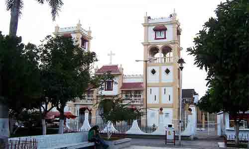 Fiesta de San Lucas en Tres Valles