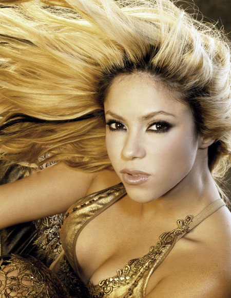 Shakira sexy wallpapers