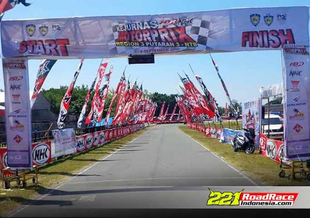 Hot Issue, Wacana Kejurnas MotorPrix Wilayah  Bali NTB NTT Akan Digabung Dengan Jawa