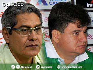 Robert Castedo y Dorian Montero renunciaron a Oriente Petrolero y ahora pretenden volver - DaleOoo