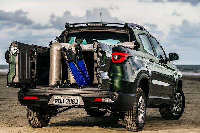 Fiat Toro 2018 Flex Automática