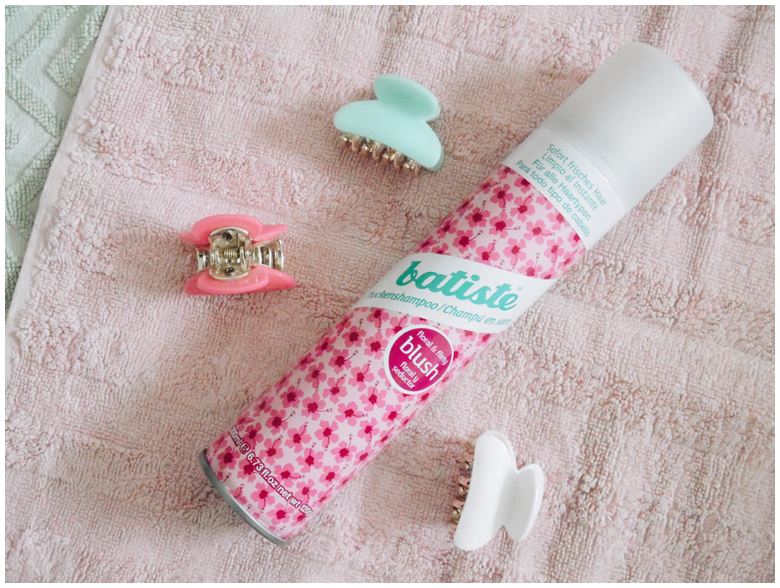 beauty | batiste | dry shampoo | blush | more details on my blog http://junegold.blogspot.de | life & style diary from hamburg | #beauty #batiste #dryshampoo #trockenshampoo #blush