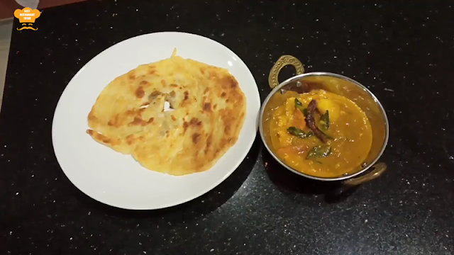 Roti Canai Home Made Recipe